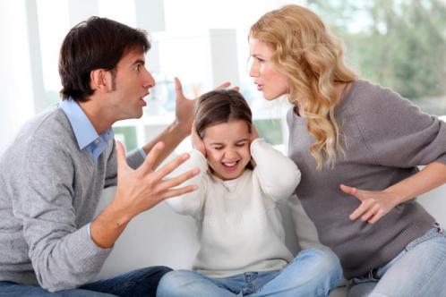 divorce consequences pour les enfants